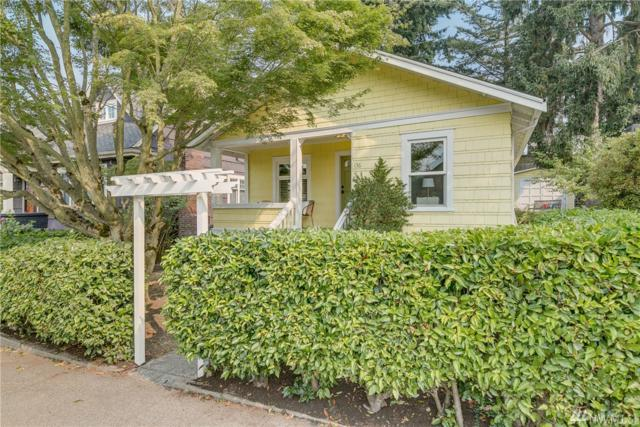136 NW 76th St, Seattle, WA 98117 (#1341489) :: Keller Williams - Shook Home Group