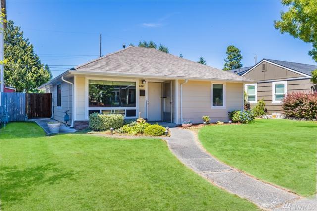 4841 48th Ave SW, Seattle, WA 98116 (#1341552) :: The DiBello Real Estate Group