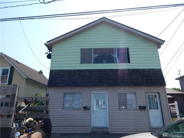 718-A&B Duryea St, Raymond, WA 98557 (#1341595) :: Canterwood Real Estate Team
