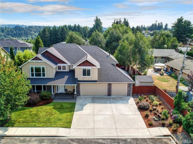 12905 NW 33rd Ave, Vancouver, WA 98685 (#1341952) :: Homes on the Sound