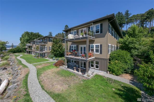 9551 South Beach Dr. 2-A, Bainbridge Island, WA 98110 (#1342053) :: Homes on the Sound