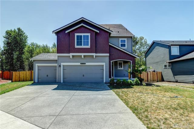 903 Van Ogle Lane NW, Orting, WA 98360 (#1342353) :: Keller Williams - Shook Home Group