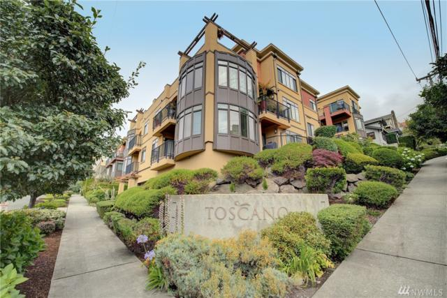 907 Warren Ave N #102, Seattle, WA 98109 (#1342397) :: Beach & Blvd Real Estate Group