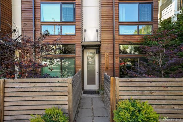 6911 California Ave SW A, Seattle, WA 98136 (#1342969) :: Brandon Nelson Partners