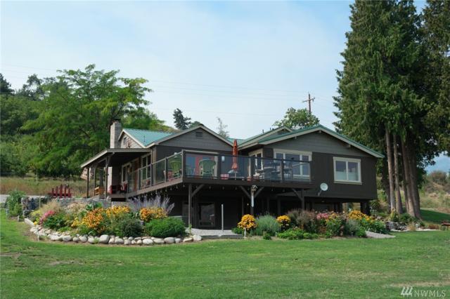 2876 Green Ave, Manson, WA 98831 (#1343229) :: Keller Williams - Shook Home Group