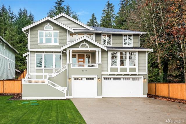 5534 S 338th St, Auburn, WA 98001 (#1343310) :: Real Estate Solutions Group