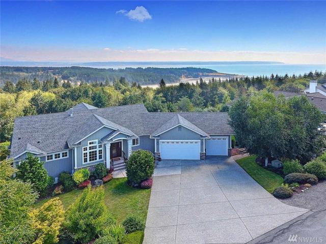 169 Blue Mountain Rd, Camano Island, WA 98282 (#1343389) :: Homes on the Sound