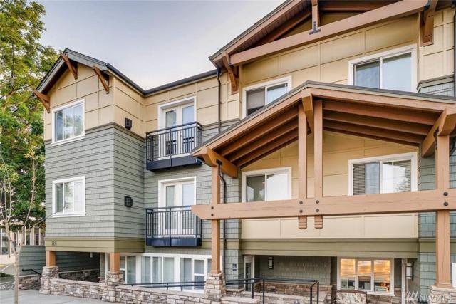 128 4th Avenue S #201, Edmonds, WA 98020 (#1343425) :: Icon Real Estate Group