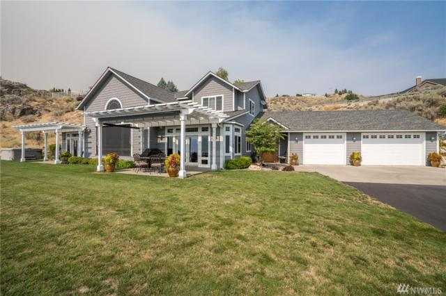 322 Highpoint Place, Chelan, WA 98816 (#1343440) :: Keller Williams - Shook Home Group