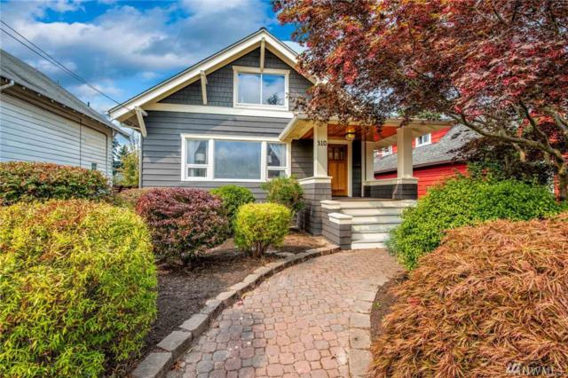 310 NW 78th St, Seattle, WA 98117 (#1343594) :: Keller Williams - Shook Home Group
