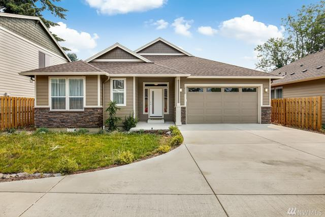 2520 NE 84th Cir, Vancouver, WA 98665 (#1343638) :: Homes on the Sound