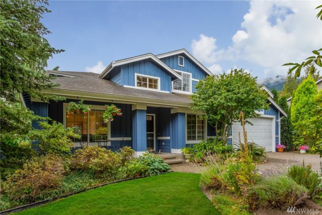 405 SE 12th Place, North Bend, WA 98045 (#1343691) :: Homes on the Sound