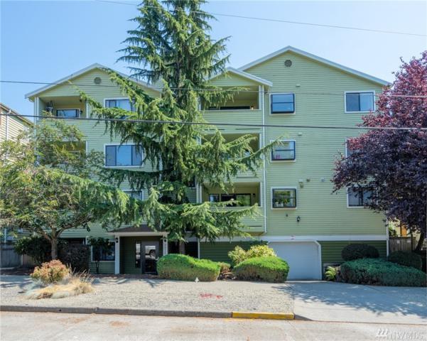 8816 Nesbit Ave N #301, Seattle, WA 98103 (#1343912) :: Brandon Nelson Partners