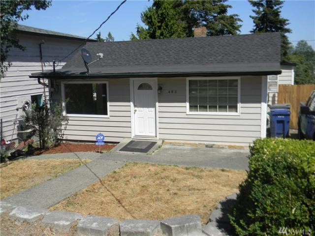 462 Lind Ave NW, Renton, WA 98057 (#1343918) :: Keller Williams - Shook Home Group