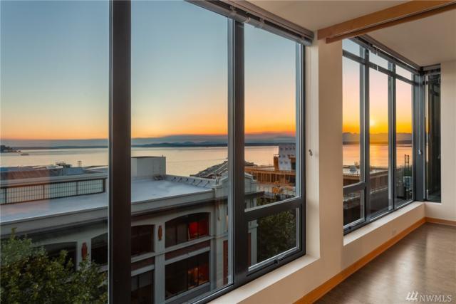 2716 Elliott Ave #801, Seattle, WA 98121 (#1343932) :: The DiBello Real Estate Group