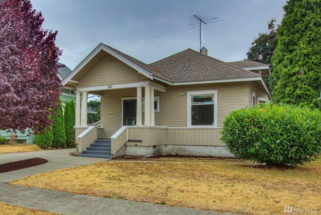 810 E Wright Ave, Tacoma, WA 98404 (#1344085) :: Homes on the Sound