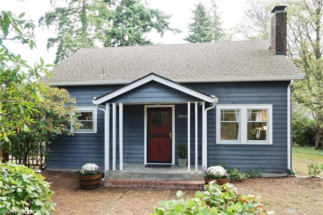 19910 Fremont Ave N, Shoreline, WA 98133 (#1344138) :: KW North Seattle