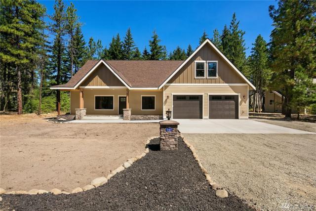 101 Tamarack Dr, Ronald, WA 98940 (#1344151) :: Mike & Sandi Nelson Real Estate
