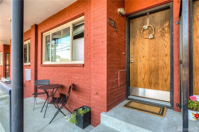 7106 California Ave SW #103, Seattle, WA 98136 (#1344460) :: Ben Kinney Real Estate Team