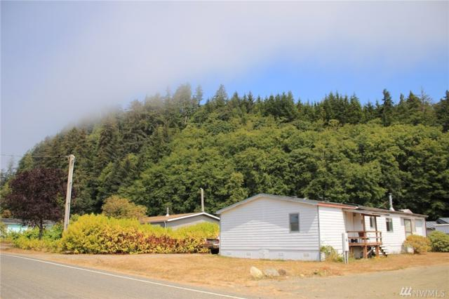 560 E Frontier St, Clallam Bay, WA 98326 (#1344575) :: Kimberly Gartland Group