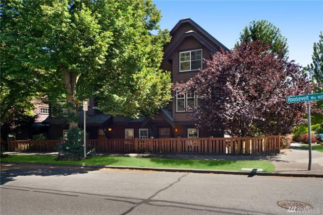 9602 Roosevelt Wy NE, Seattle, WA 98115 (#1344592) :: Keller Williams - Shook Home Group
