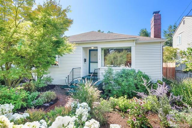 719 N 67th, Seattle, WA 98103 (#1344830) :: Northern Key Team