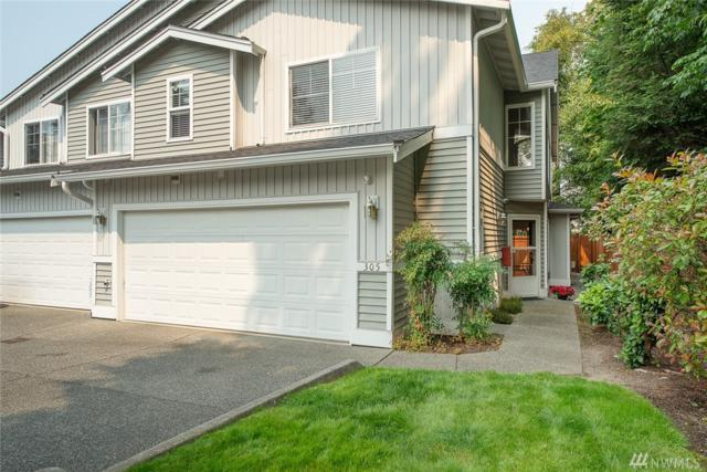 14607 52nd Ave W #305, Edmonds, WA 98026 (#1344847) :: The Vija Group - Keller Williams Realty