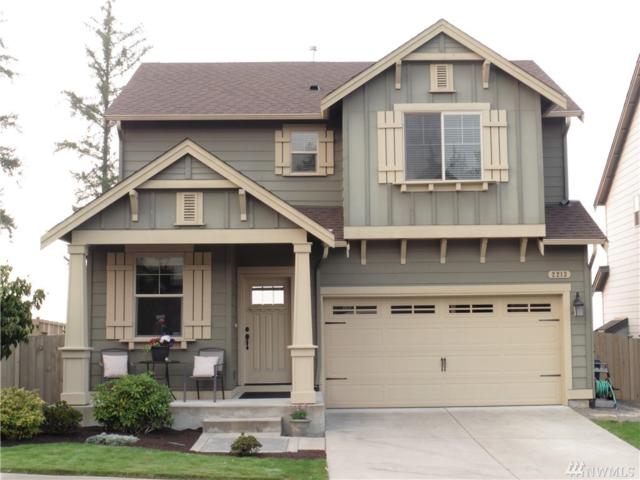 2213 55th St SE, Auburn, WA 98092 (#1344892) :: Keller Williams Everett