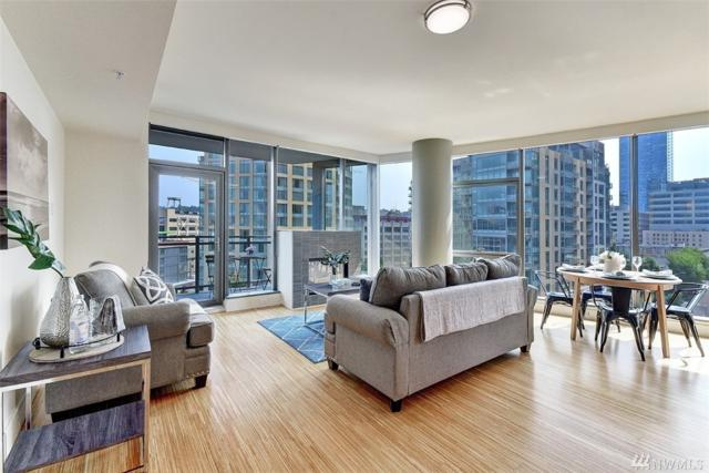820 Blanchard St #805, Seattle, WA 98121 (#1344961) :: Brandon Nelson Partners