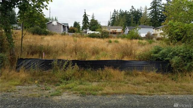0-Lot 1 W 11th St, Port Angeles, WA 98363 (#1345209) :: Homes on the Sound
