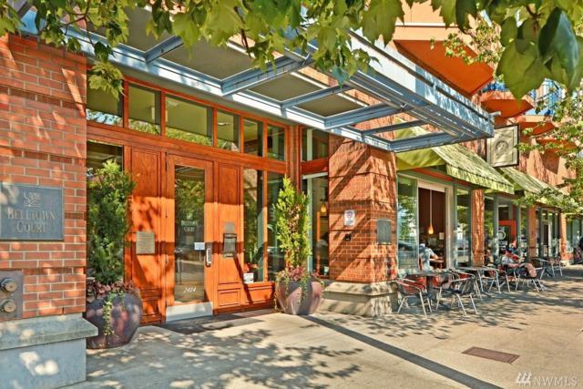 2414 1st Ave #525, Seattle, WA 98121 (#1345224) :: Brandon Nelson Partners