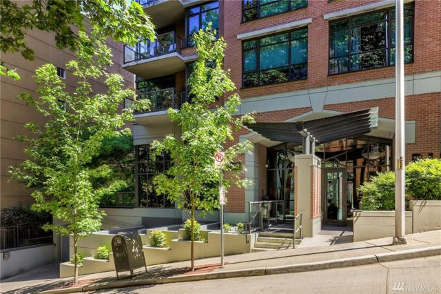 1420 Terry Ave #403, Seattle, WA 98101 (#1345230) :: Keller Williams - Shook Home Group