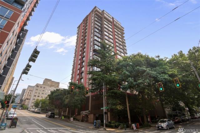 1120 8th Ave #1601, Seattle, WA 98101 (#1345574) :: Ben Kinney Real Estate Team