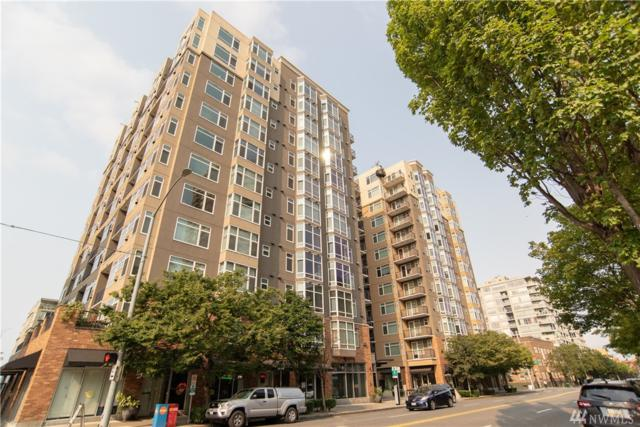 2801 1st Ave #1018, Seattle, WA 98121 (#1345743) :: Keller Williams - Shook Home Group