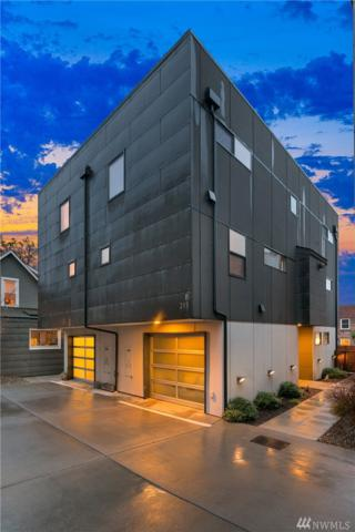 215 12th Ave E A, Seattle, WA 98102 (#1345758) :: Brandon Nelson Partners