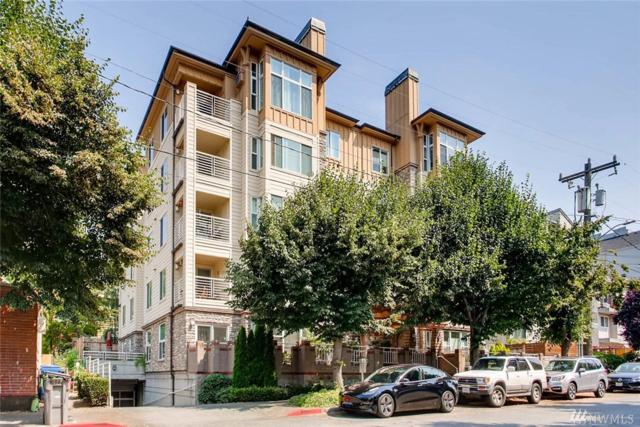 1762 NW 57th St #304, Seattle, WA 98107 (#1345860) :: Keller Williams Everett