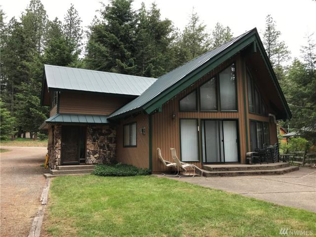 260 Lake Cabins Rd, Ronald, WA 98940 (#1345892) :: Coldwell Banker Kittitas Valley Realty