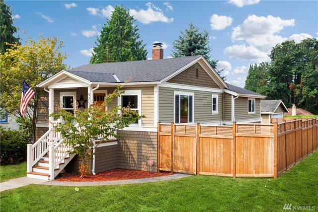 9757 Palatine Ave N, Seattle, WA 98103 (#1345942) :: Keller Williams - Shook Home Group