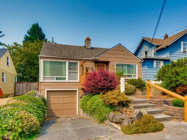 7517 14th Ave NW, Seattle, WA 98117 (#1346168) :: The DiBello Real Estate Group