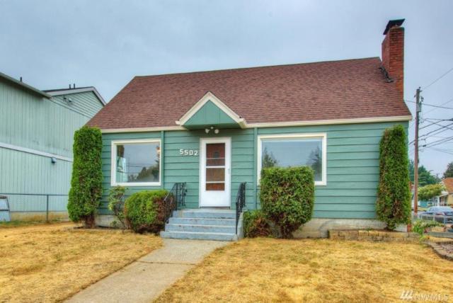 5502 S Cushman Ave, Tacoma, WA 98408 (#1346248) :: The Vija Group - Keller Williams Realty
