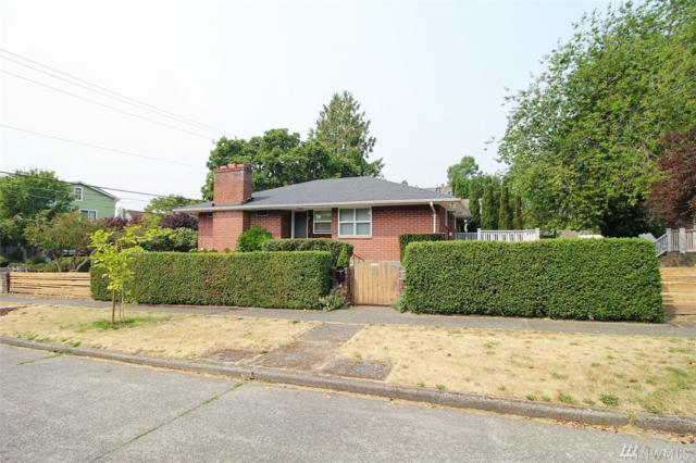 4818 SW Findlay St, Seattle, WA 98136 (#1346678) :: Canterwood Real Estate Team