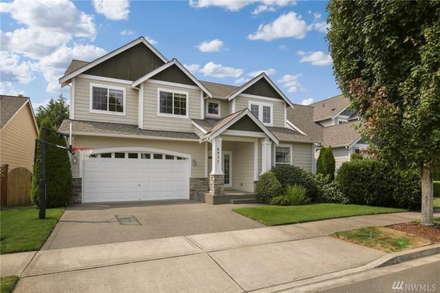 6927 Radius Lp SE, Lacey, WA 98513 (#1346799) :: Better Properties Lacey
