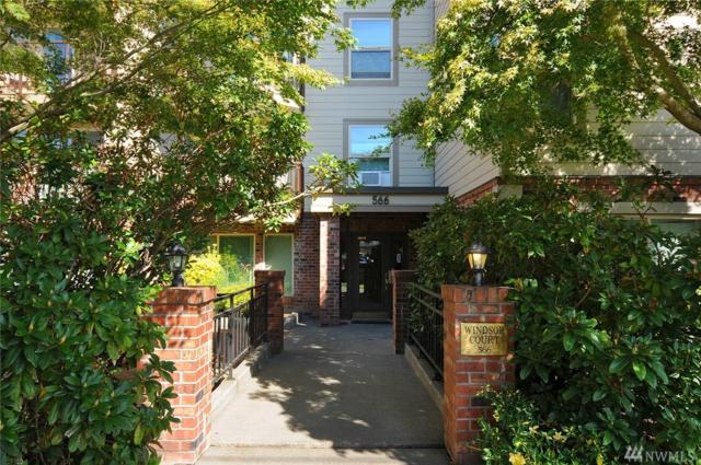 566 Prospect St #406, Seattle, WA 98109 (#1346892) :: Beach & Blvd Real Estate Group