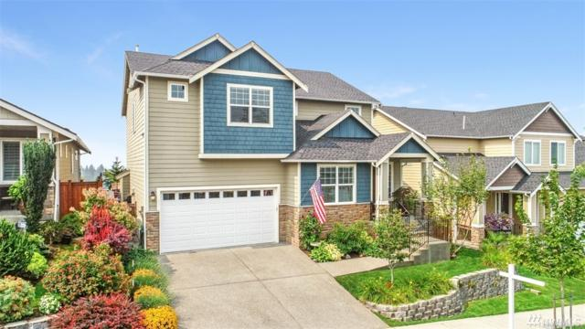 1322 34th St SE, Puyallup, WA 98372 (#1347010) :: Homes on the Sound