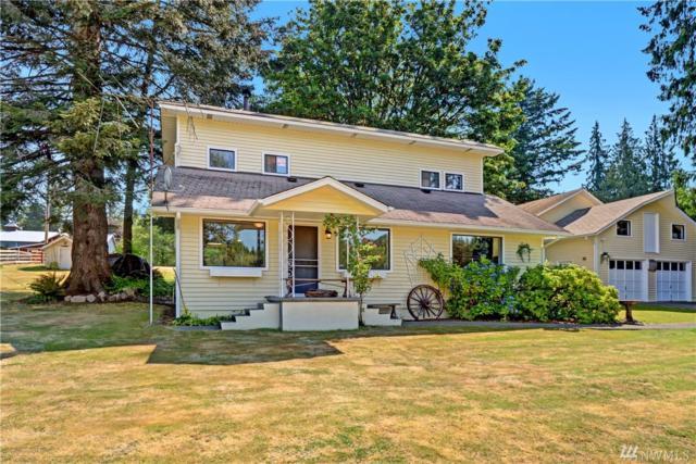 13811 99th Ave NE, Arlington, WA 98223 (#1347161) :: Homes on the Sound