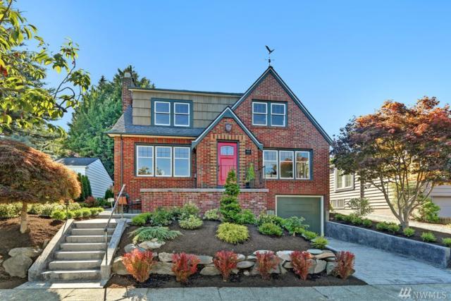 4011 50th Ave NE, Seattle, WA 98105 (#1347253) :: The DiBello Real Estate Group