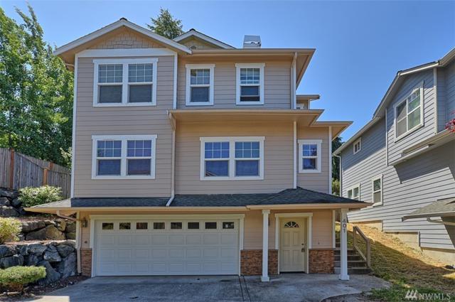 401 46th St SE, Everett, WA 98203 (#1347335) :: Homes on the Sound