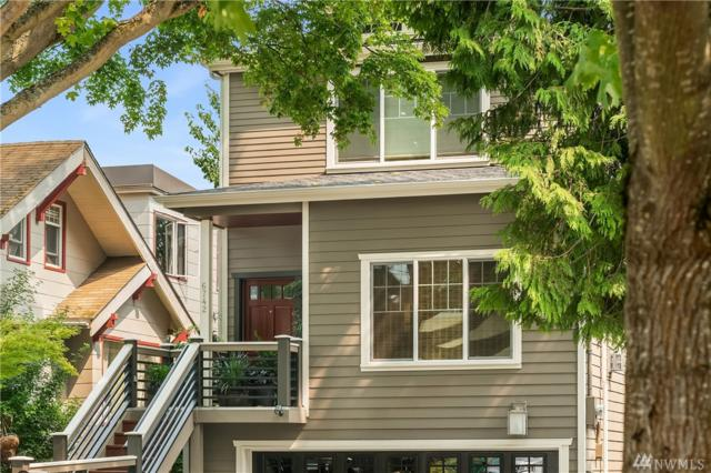 6742 Jones Ave NW, Seattle, WA 98117 (#1347406) :: The DiBello Real Estate Group
