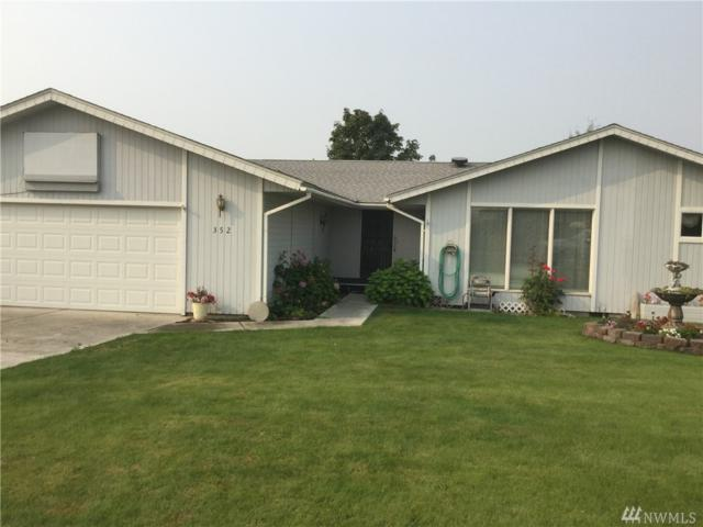 352 N Grape Dr, Moses Lake, WA 98837 (#1347452) :: Kimberly Gartland Group