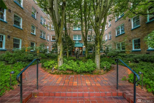 1631 16th Ave #119, Seattle, WA 98122 (#1347677) :: Keller Williams - Shook Home Group